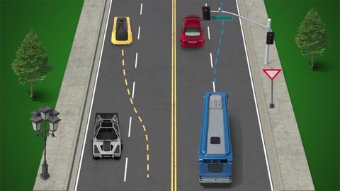Applied Control Systems 1: autonomous cars: Math + PID + MPC