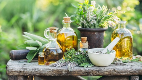 Fully Accredited Certificate in Natural Medicine & Herbalism
