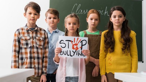 Stop Bullying - Practical Verbal & Physical Self-Defense