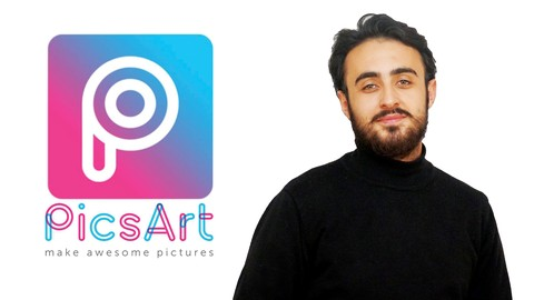LEARN THE PICSART PROGRAM FROM A TO Z-PROFESSIONAL