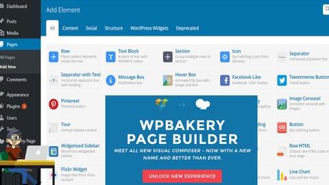 Netcurso-wordpress-visual-comoposer-wp-bakery-page-builder-2020