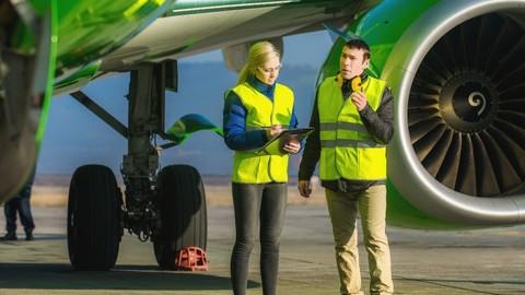 Aviation: Airport Ramp Handling & Baggage Handling Course