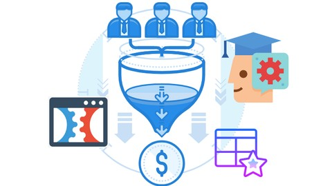 Sales Funnel Mastery For Digital Products With Clickfunnels