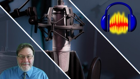 Netcurso-amazon-and-audible-audiobook-narration-with-audacity-and-acx