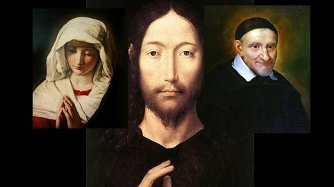 Praying with Jesus, Mary and the saints towards fulfillment