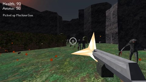 How to Make a Retro Style 3D FPS in the Godot Game Engine