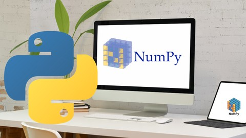Free NumPy Tutorial - Python NumPy For Absolute Beginners