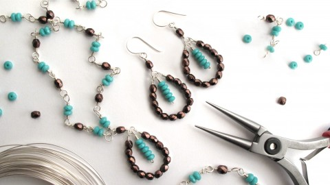 Jewelry Making: Wire Wrapping for Beginners