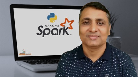 Apache Spark 3 - Spark Programming in Python for Beginners