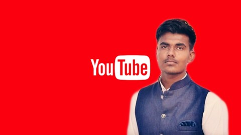 YOUTUBE Masterclass course : A Complete Guide to Youtuber