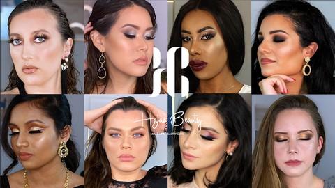 Makeup Artistry Basic to Masterclass , makeup course