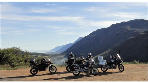 ADV-101 An Introduction to Adventure Motorcycle Riding
