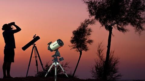 Astrónomo Aficionado Stargazer, astronomía práctica