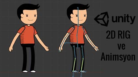 Unity ile 2Boyutlu Rigleme ve Animasyon