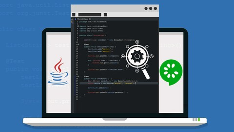 Java (and Cucumber) for Automation Testing Coupon
