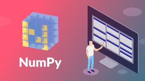 100+ Exercises - Python Programming - Data Science - NumPy Coupon
