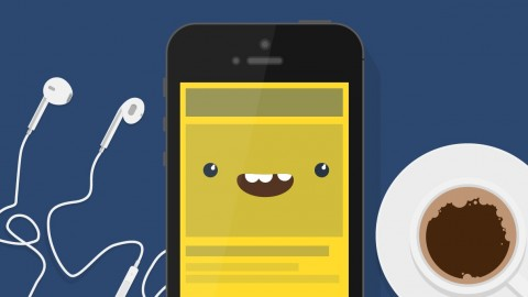 Design and Prototype an iOS8 Mobile App on Illustrator