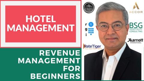 Hotel Management - Revenue Management for Beginners | Basics