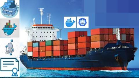Docker Basics to Advanced (DCA) & Kubernetes (CKAD V1.20)