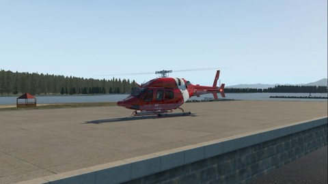 Netcurso-helicopter-flying