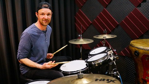 How To Play Drums - The Ultimate Beginners Drum Course