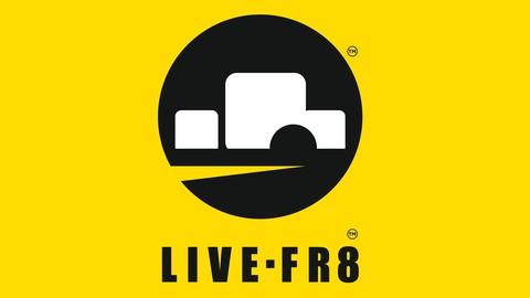 LIVE FR8 App – advancing 4IR logistics using Cloud computing
