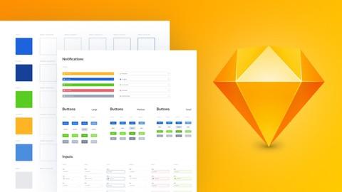 Netcurso-create-a-design-system-in-sketch
