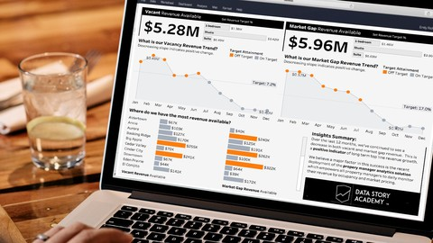 Netcurso-executive-data-storytelling