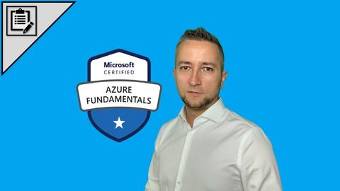 AZ-900 - Microsoft Azure Fundamentals Practice Tests 2021