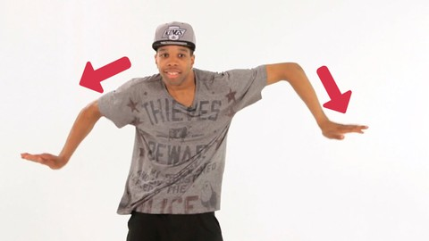 How To Freestyle Dance  / Hip Hop Dancing for Beginners