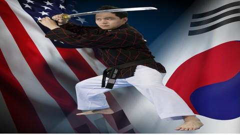 Taekwondo Beginner Level - Korean Martial Arts Karate