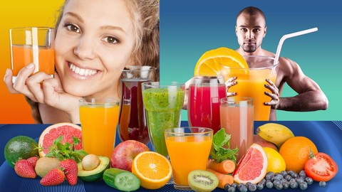Juicing – For Health & Longevity Coupon