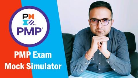 PMP Exam New Format 2021 Mock Simulator (PMBOK-7+PMBOK-6)