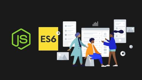 JavaScript ES6 Course: ECMA Script 6 (Step by Step)