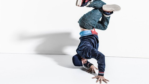 Official Breakdance course Mastery