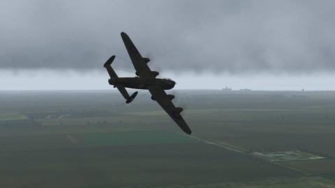 Netcurso-vintage-classic-avro-dam-buster-lancaster-x-plane-11