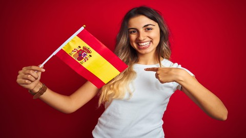 Learn Spanish with Spanish Dialogues for Beginners. Level 1. Coupon