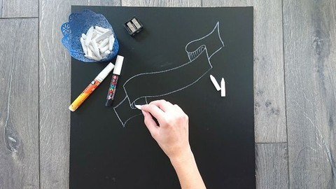 Netcurso-how-to-make-chalkboard-signs