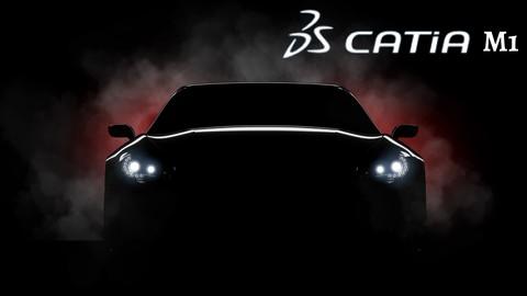 CATIA V5 R20- Complete CATIA Sketching Course- Module 1