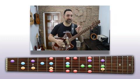 Fretboard Memorization Toolbox for Guitar