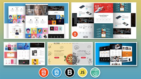 Image for course The Ultimate FrontEnd Web Development - 8+ Courses Included