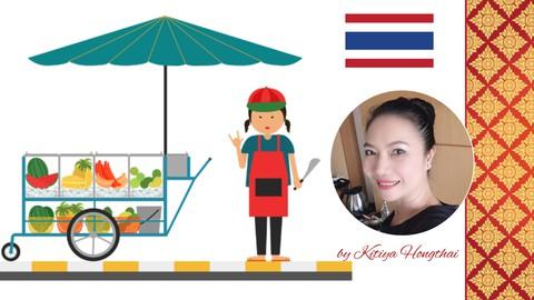 Netcurso-fruits-learn-thai-in-30-mins