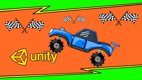 Learn to create a 2D Racing car game for FREE PART 2.