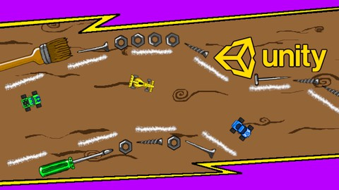 Learn to create a 2D Racing car game for FREE PART 3.