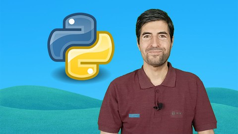 Image for course Easy Python for Absolute Beginners