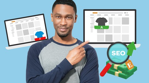Etsy 2021 SEO Boot Camp: Your First 1100 Sales Blueprint