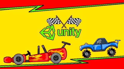 Learn to create a 2D Racing car game for FREE PART 4.