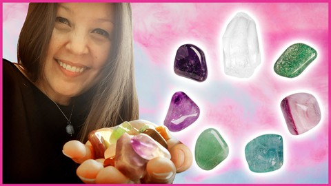 Advanced Crystal Healing Certificate Course - Energy Healing