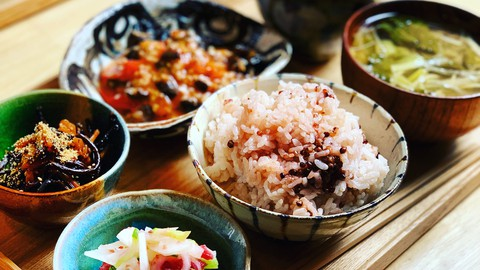 Japanese Quick, delicious, healthy home cooking w/8 recipes