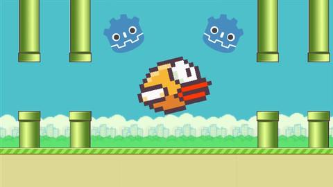 Flappy Bird Clone - Godot Game Development
